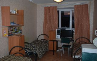 Временная и постоянная прописка (регистрация) в общежитии