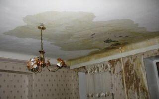 Претензия по затоплению квартиры к управляющей компании или соседям: образец, возмещение ущерба