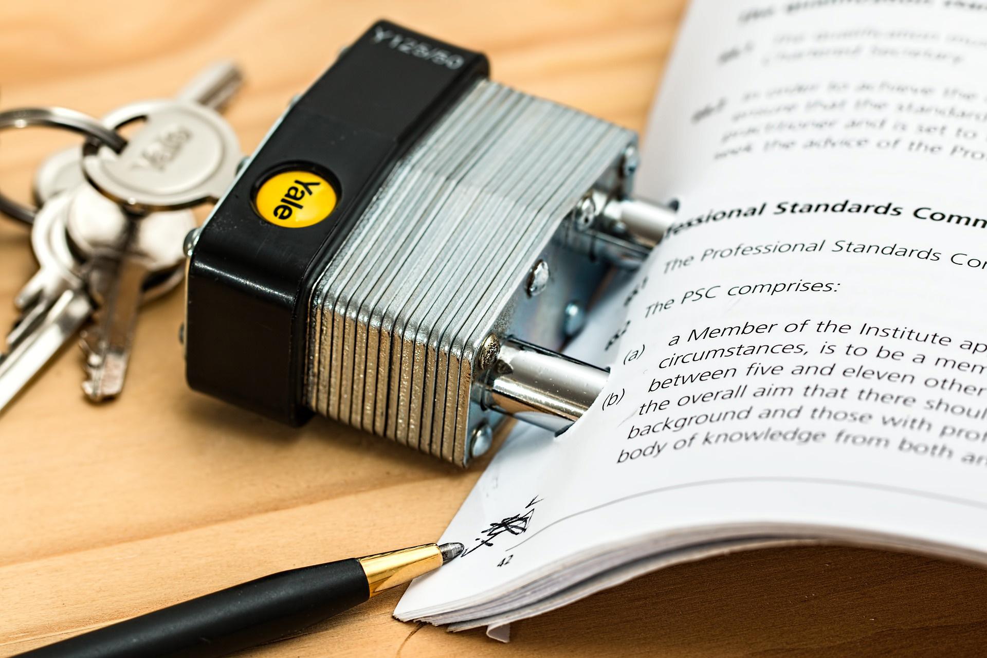 Подписание договора с управляющей компанией