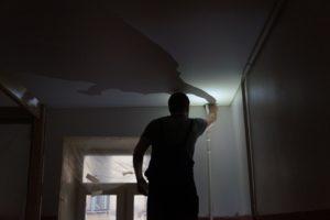 Течет крыша в квартире
