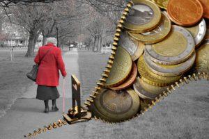 Куда уходят пенсионные деньги после смерти